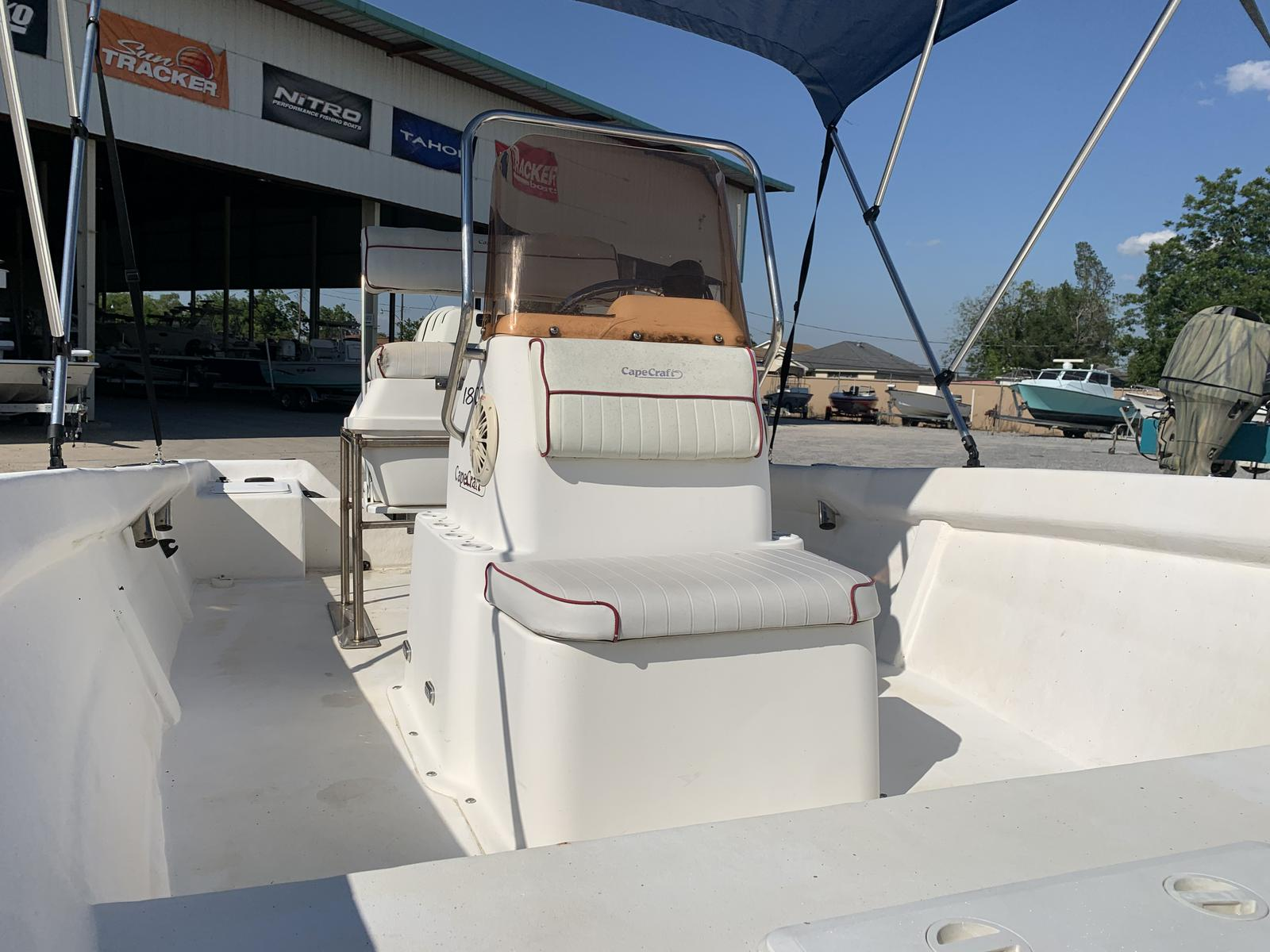 2007 Cape Craft boat for sale, model of the boat is 18 CC & Image # 7 of 8