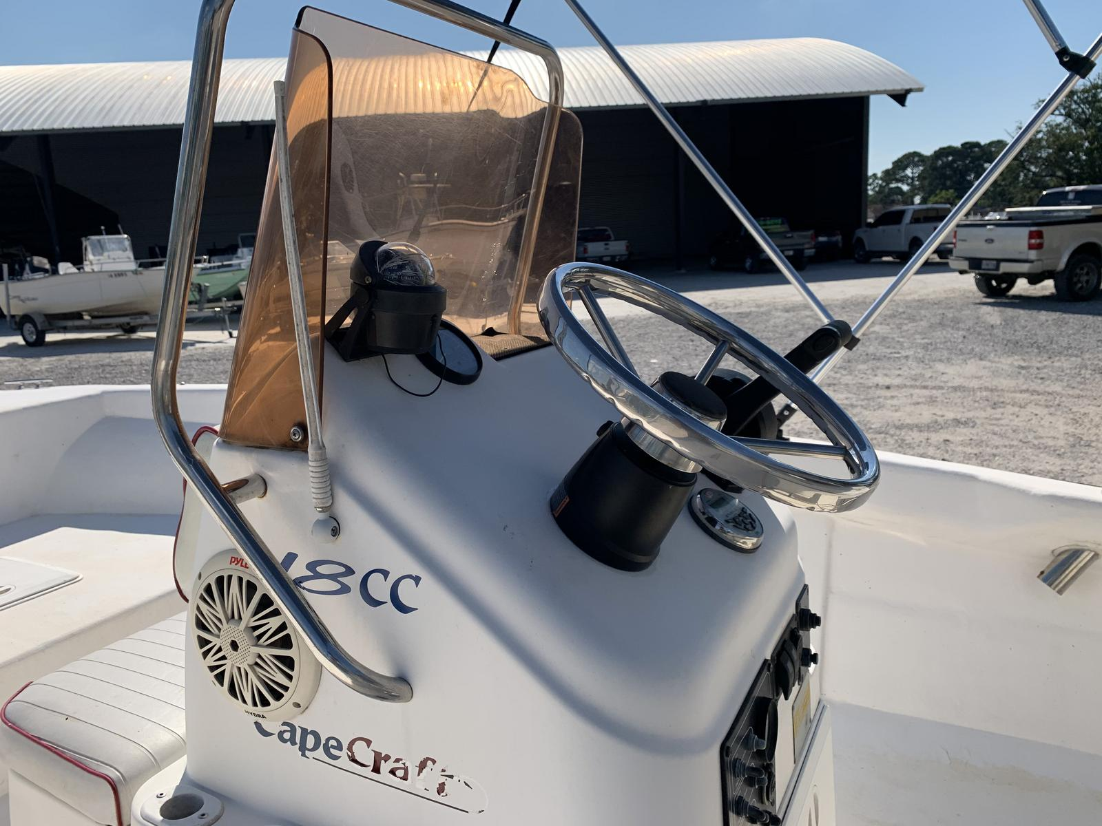 2007 Cape Craft boat for sale, model of the boat is 18 CC & Image # 8 of 8