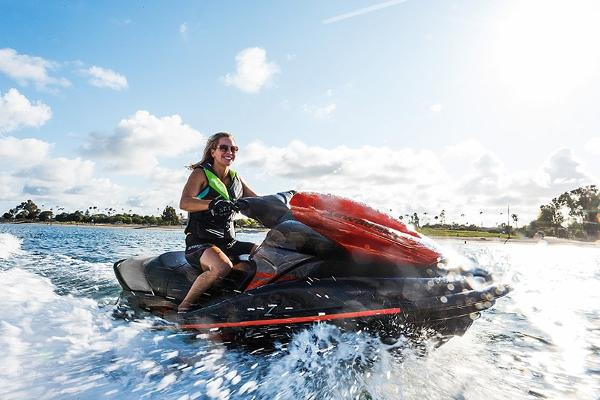 2018 KAWASAKI JET SKI STX 15F for sale