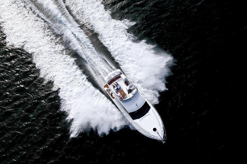 44.23 ft Princess 42 Flybridge