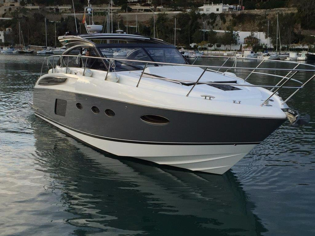 Used princess v48 open motor yacht for sale princess for Used motor yacht for sale