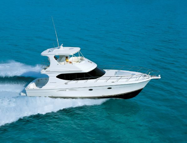 Silverton 50' Convertible Convertible Boats. Listing Number: M-3121318
