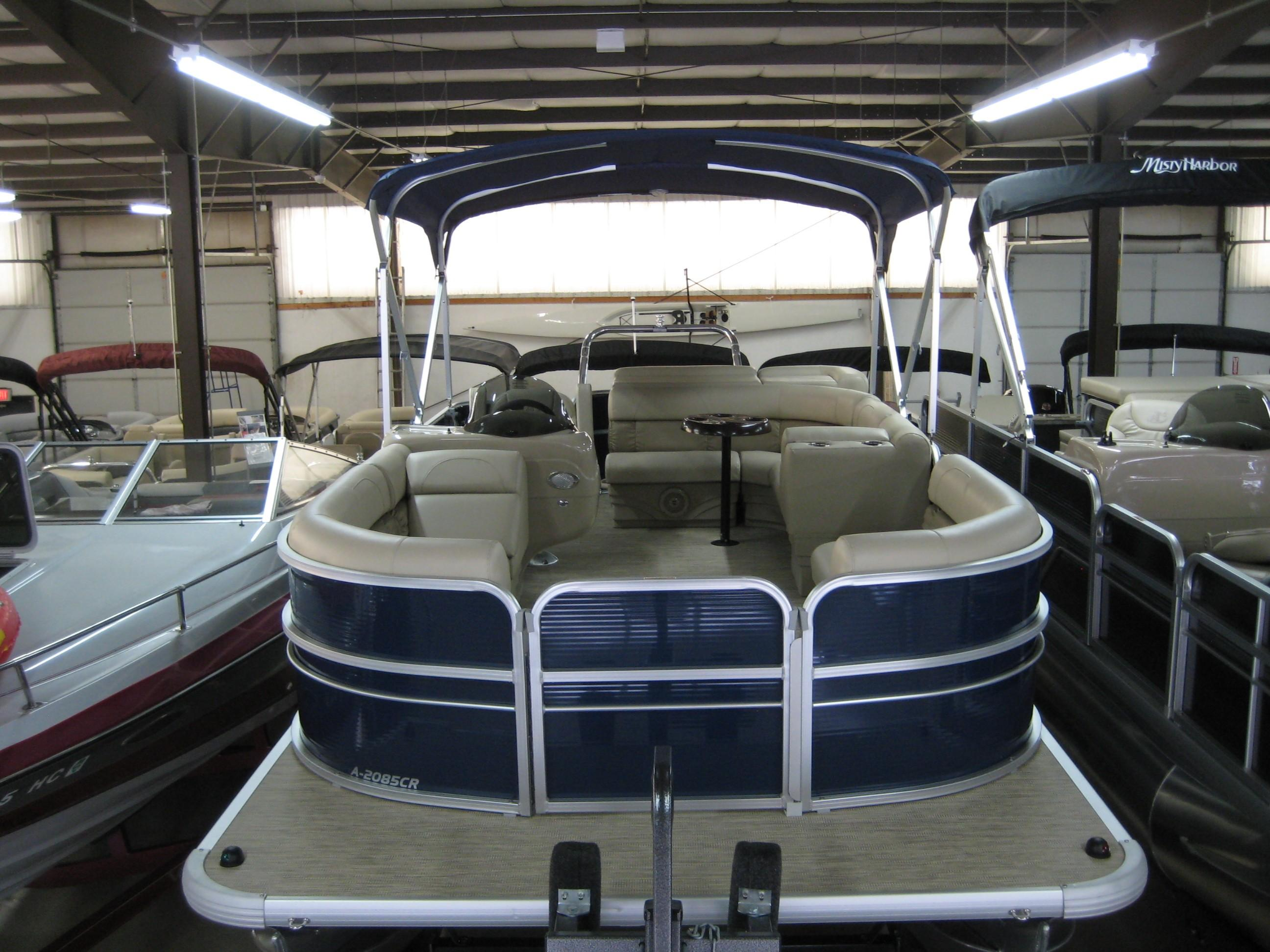 New Misty Harbor 2085CR ADVENTURE Boats For Sale - Carl Stirns