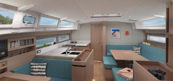 Jeanneau Sun Odyssey 490 Purchase Broker