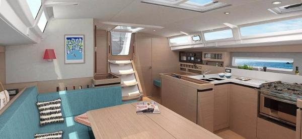 Jeanneau Sun Odyssey 490 Sell Brokerage