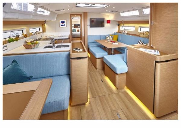Jeanneau 490 BoatsalesListing Rhode Island