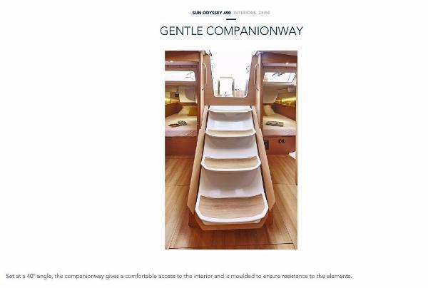 Jeanneau 490 For Sale BoatsalesListing