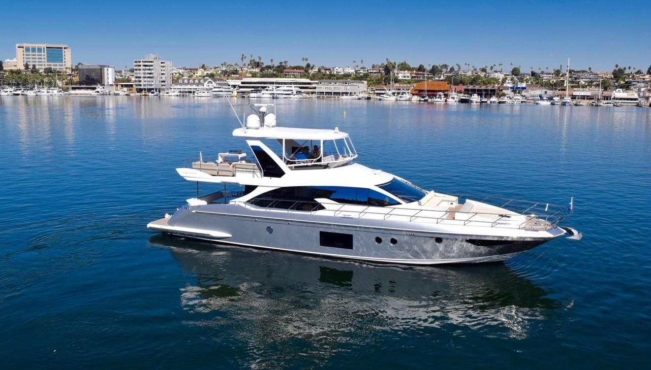 Picture Of:  66' Azimut Flybridge 2017Yacht For Sale | 3 of 39