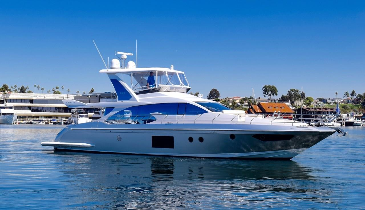Picture Of:  66' Azimut Flybridge 2017Yacht For Sale | 4 of 39
