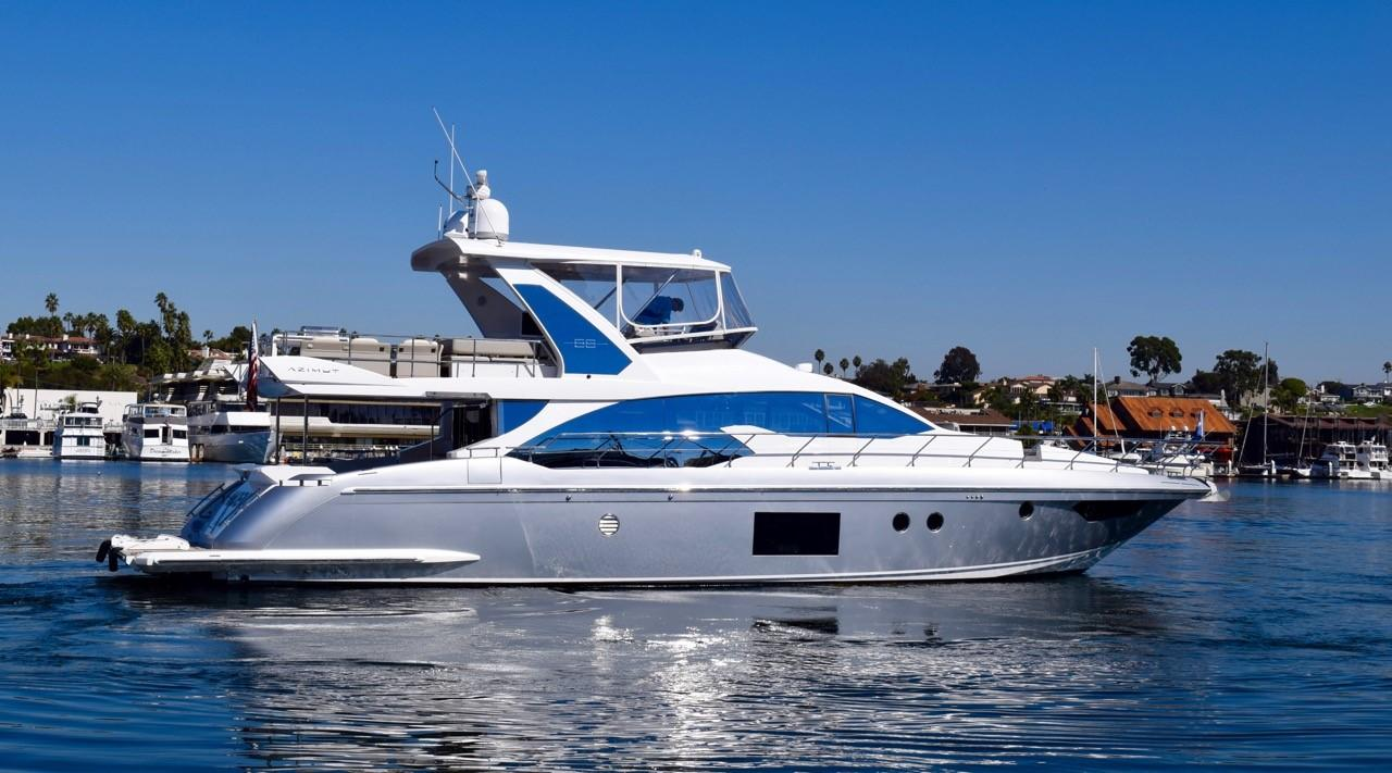Picture Of:  66' Azimut Flybridge 2017Yacht For Sale | 1 of 39