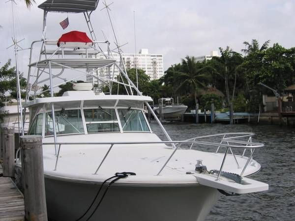 40' Luhrs 40 OPEN with TOWER