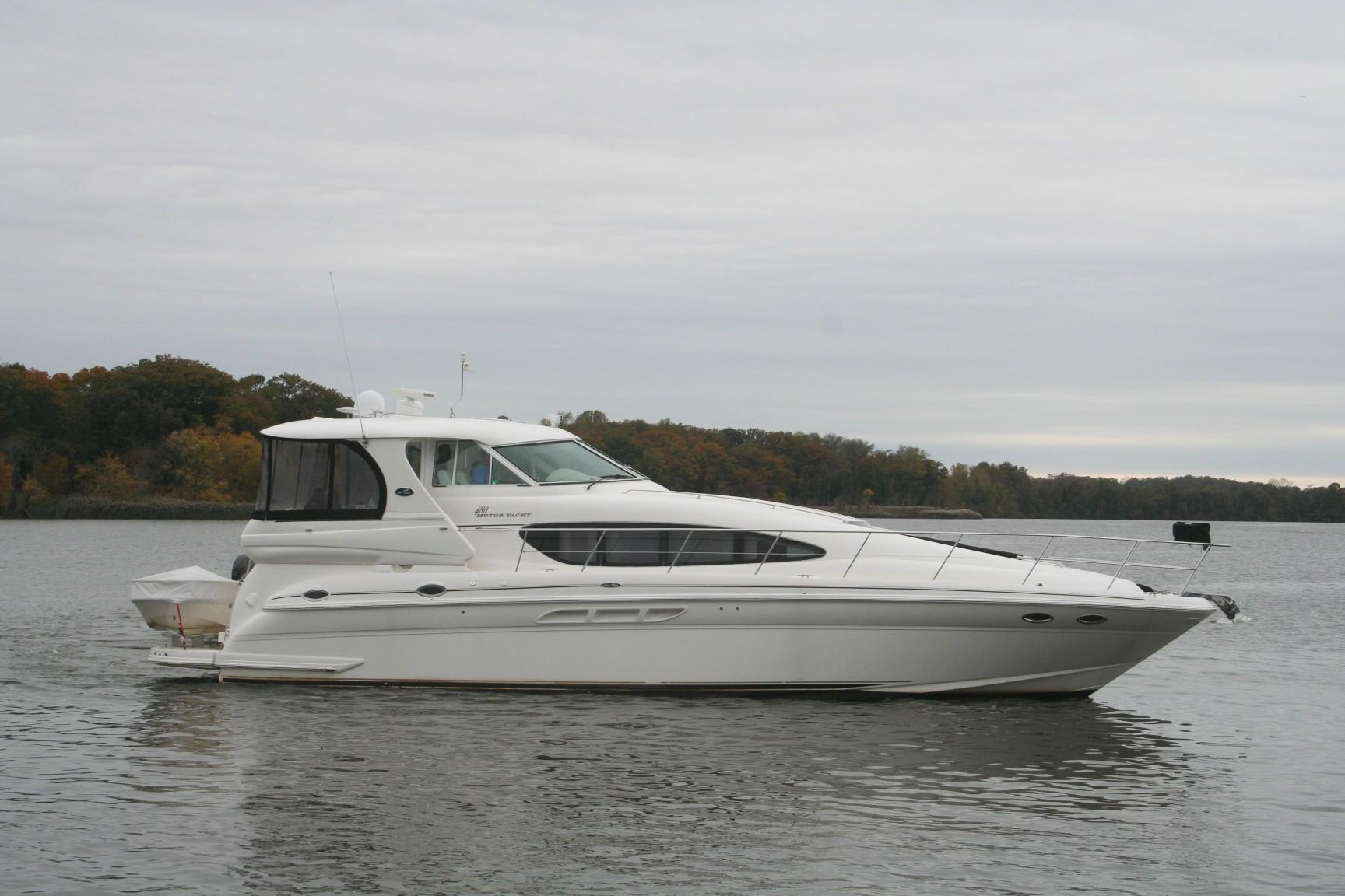 2004 sea ray 48 motor yacht 480 for sale for 50 ft motor yachts for sale