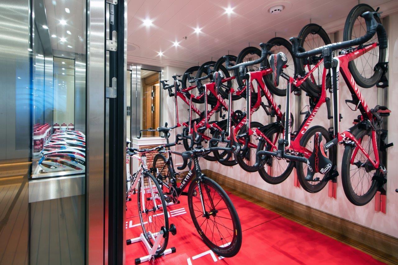279 Lurssen Bike Room