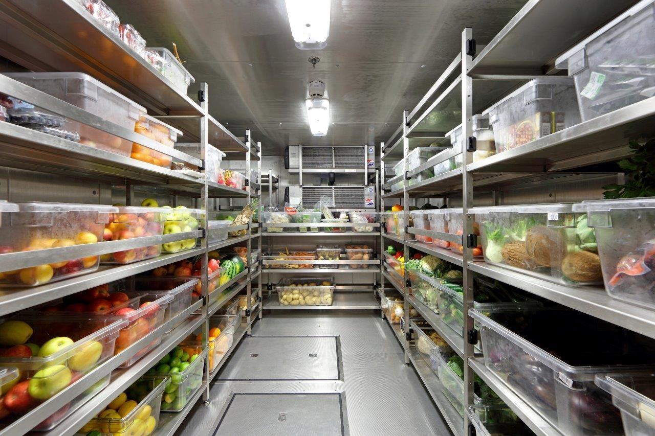 279 Lurssen Refrigeration
