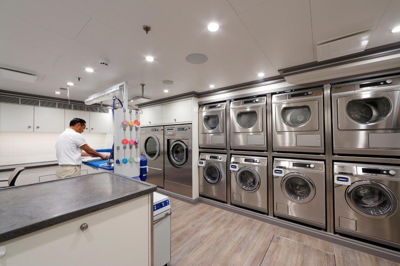 279 Lurssen Laundry