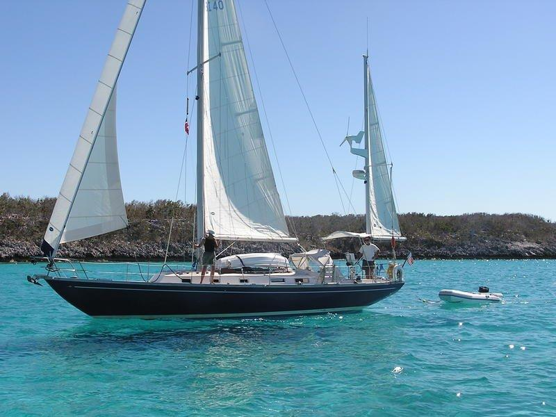 40' Migrator Yachts 1987 Block Island 40