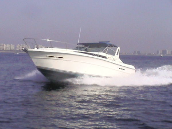 1987 Sea Ray Sundancer