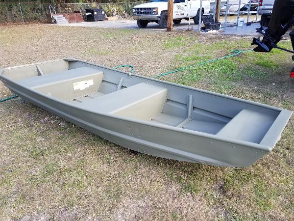 2017 TRACKER BOATS 1236 for sale