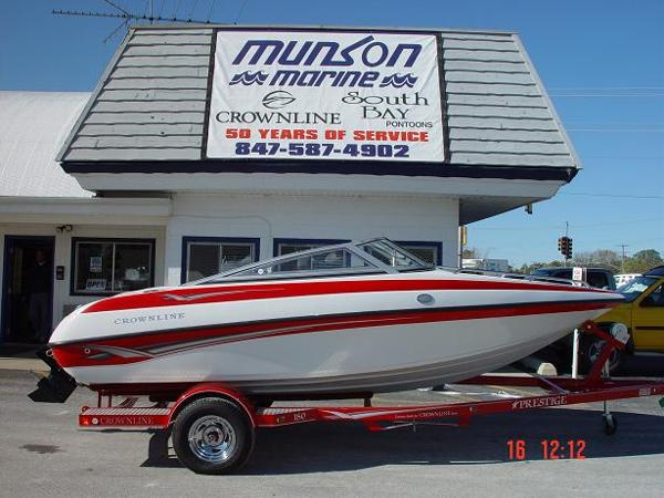 2011 Crownline 18SS For Sale