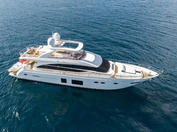 Princess Motor Yacht Sales - Used Princess 82