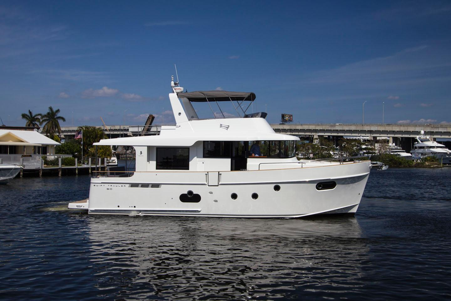 2017 Beneteau Swift Trawler