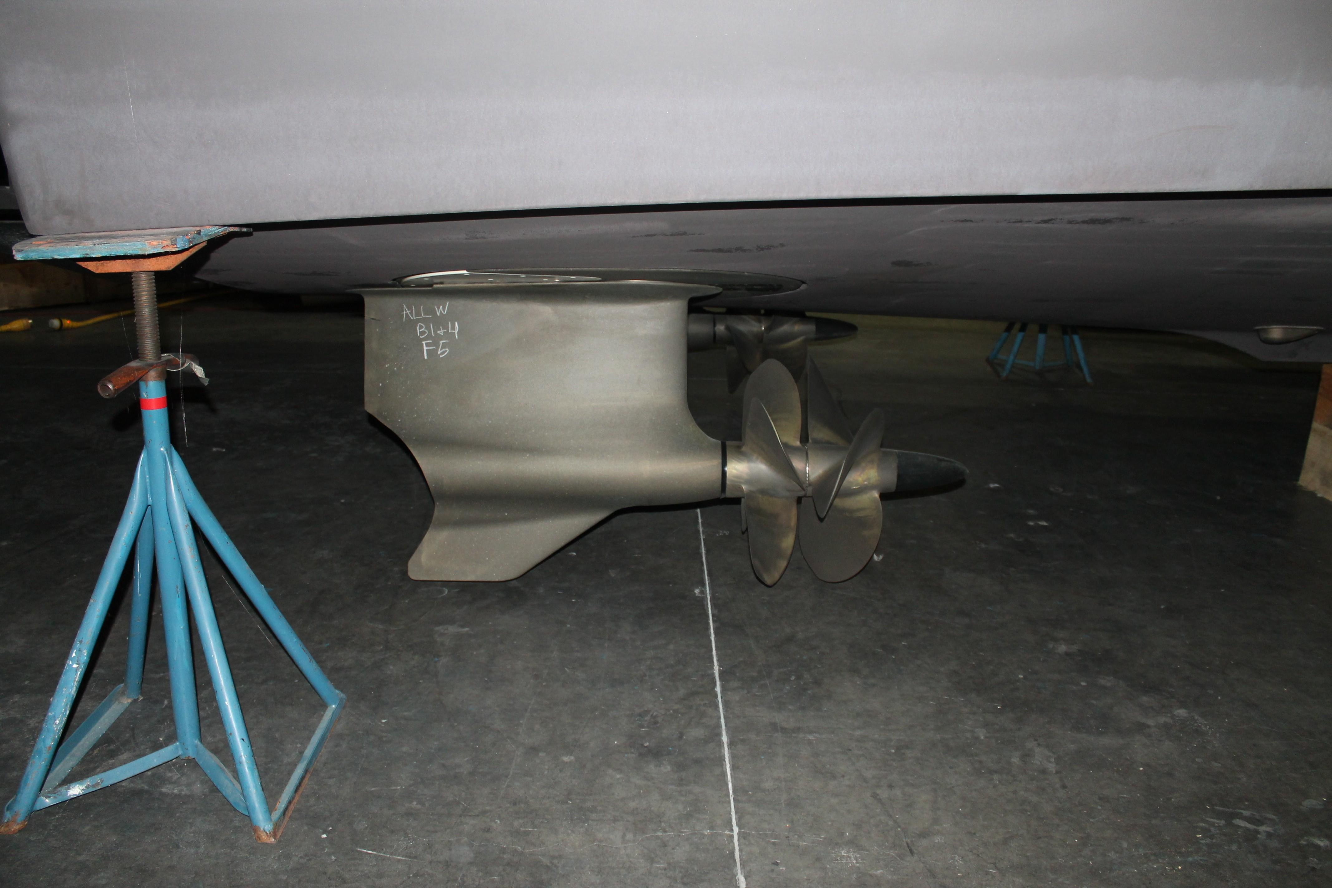 Starboard Pod