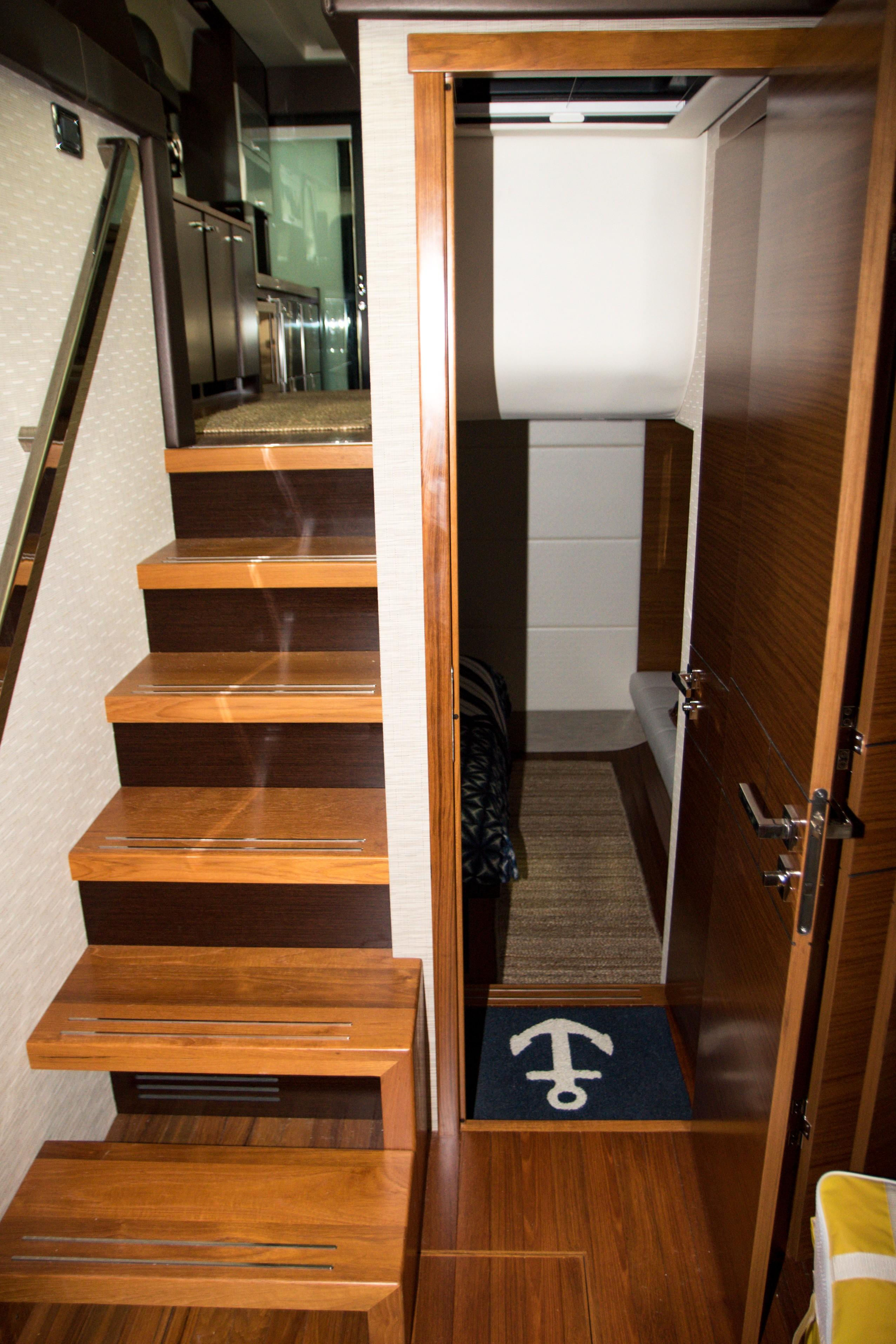 stateroom entry
