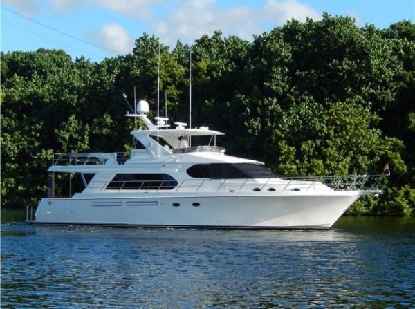 2008 64' Ocean Alexander Motor Yacht