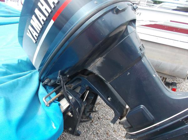 1991 CAJUN BASS BOAT for sale
