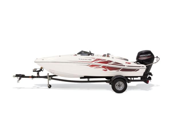 2021 Tahoe boat for sale, model of the boat is T16 & Image # 1 of 1