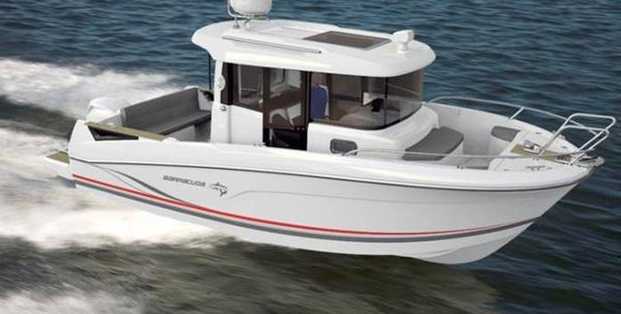 Beneteau Barracuda 9 - In Stock
