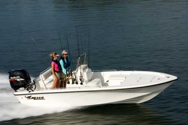 2010 Mako 1901 Inshore For Sale