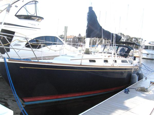 38' Sabre Mk II RECENT SURVEY AVAILABLE