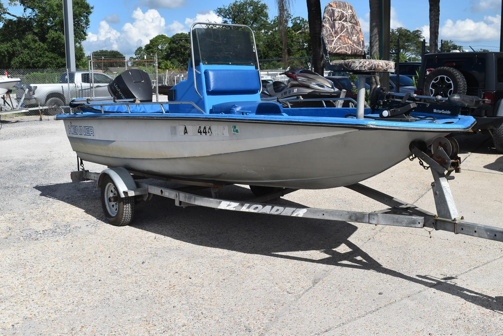 1990 Kenner boat for sale, model of the boat is 16 & Image # 2 of 11