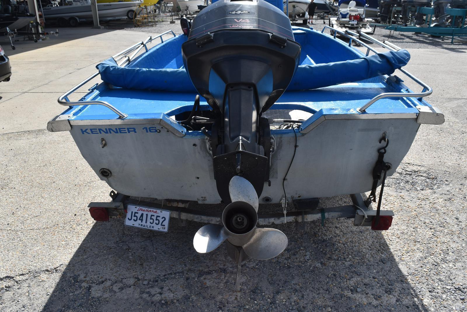 1990 Kenner boat for sale, model of the boat is 16 & Image # 4 of 11