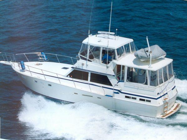 44' Viking Yachts Sundeck Motor Yacht