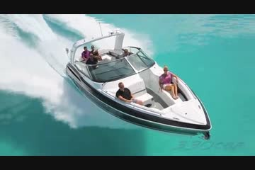 Formula 330 Crossover Bowrider OBvideo