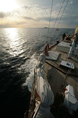 Bow Starboard