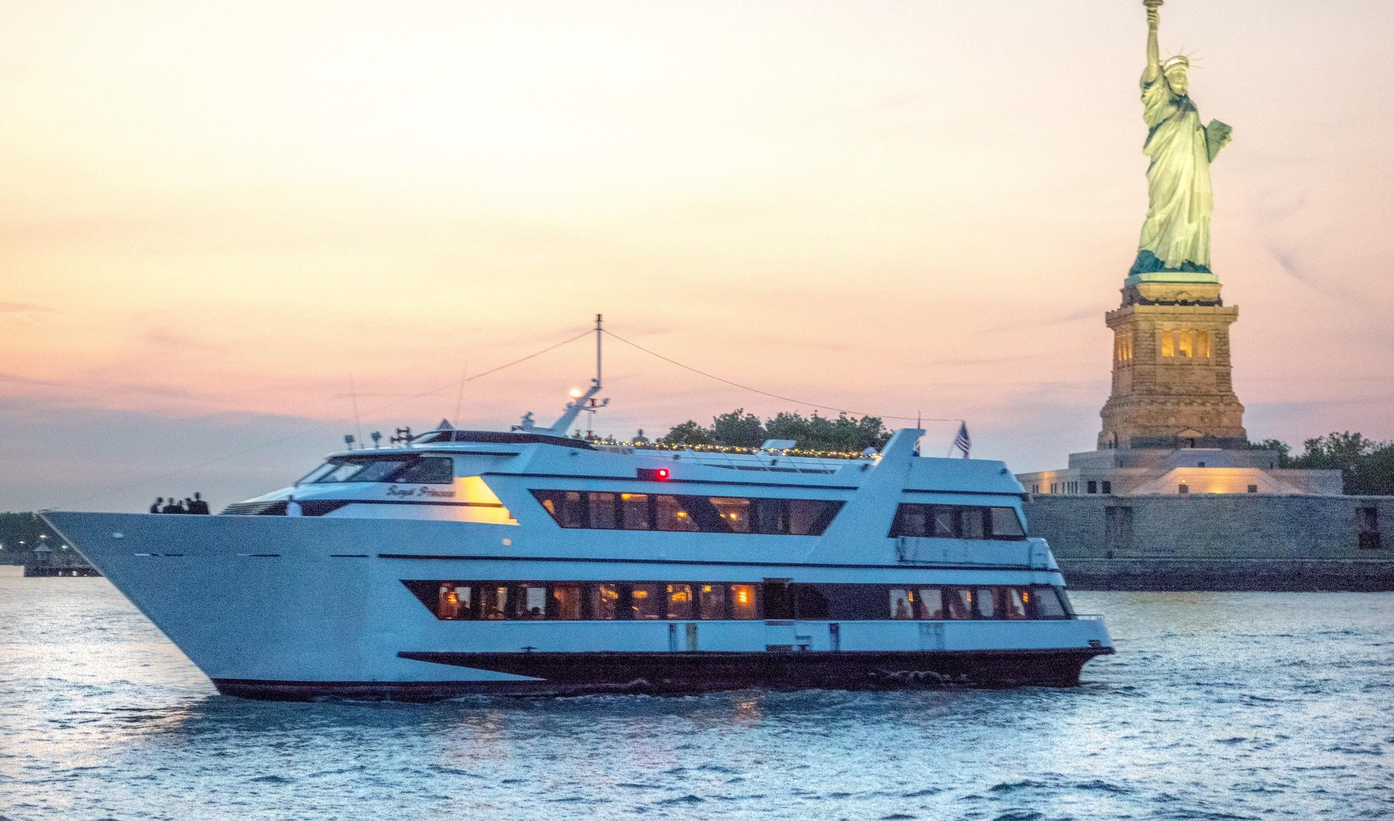 120' Dinner Yacht