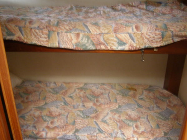 Guest Upper And Lower Bunks