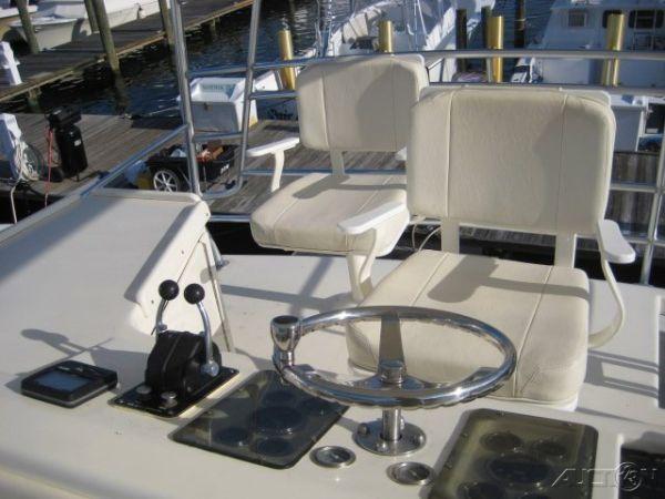 Bridge Helm And Seats