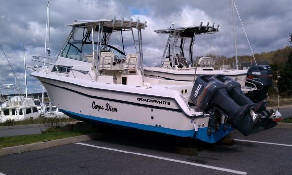 27' Grady White 272 Sailfish WA