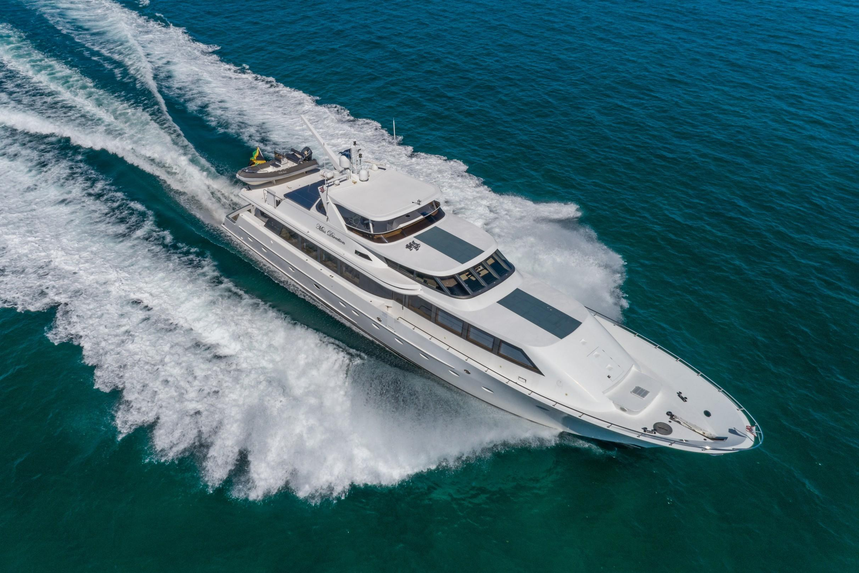 108 Westship Miss Direction 1998 Miami Beach   Denison Yacht Sales