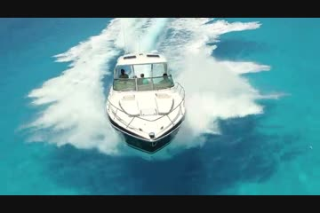 Formula 34 Performance Cruiser video