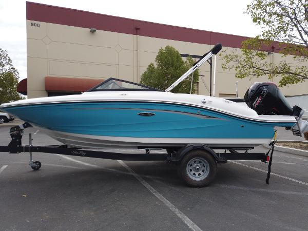 2021 SEA RAY SPX 190 OB for sale
