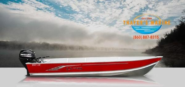 2020 LUND SSV 18 FISHBOAT for sale