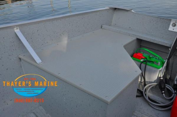 2020 Lund boat for sale, model of the boat is SSV-18 Fishboat & Image # 2 of 3