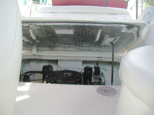 Engine Access Hatch