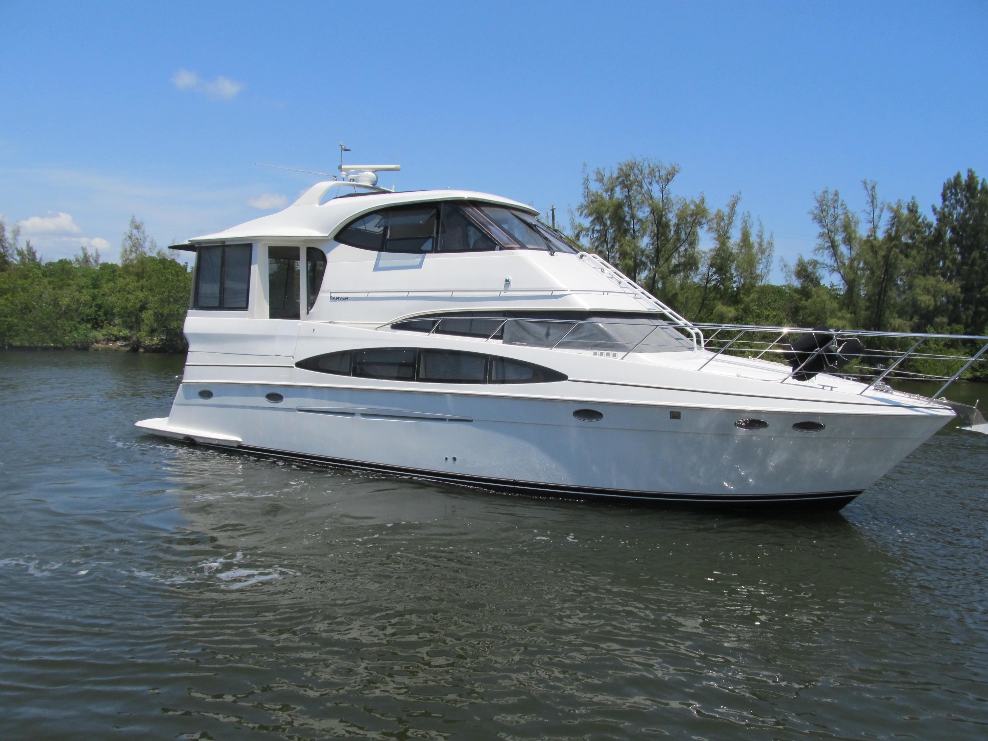 2001 carver motor yacht for sale for 50 ft motor yachts for sale