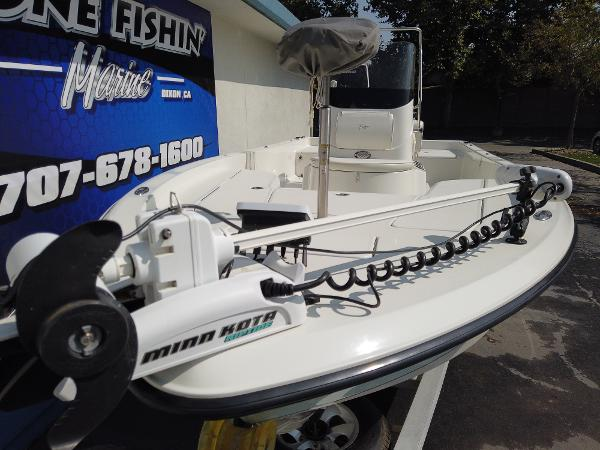 2011 Ranger Boats boat for sale, model of the boat is 220 Bahia & Image # 6 of 8